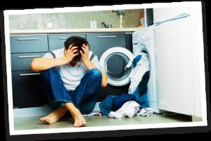 lavatrice disperazione