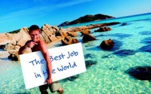 lavoro più bello del mondo