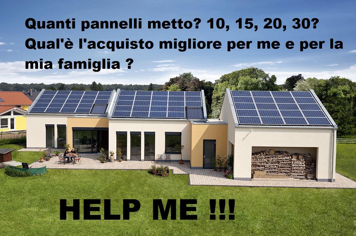 come calcolare aumento rendita catastale impianto fotovoltaico ...