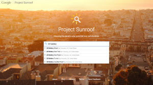 Google-Project-Sunroof