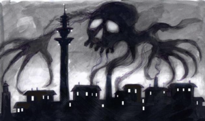 rappresentazione dell'inquinamento. Fonte educazionesostenibile.it