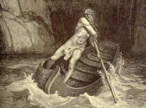 Caronte il traghettatore